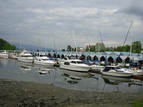 Royal Vancouver Yacht Club in Stanley Park