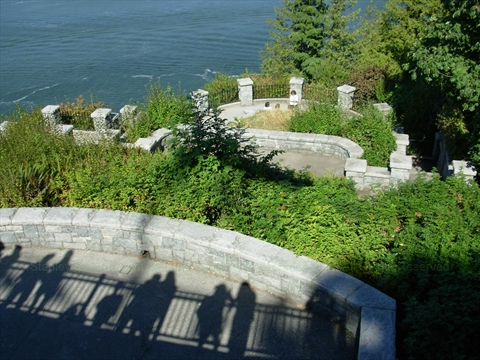 Prospect Point Lookout in Stanley Park