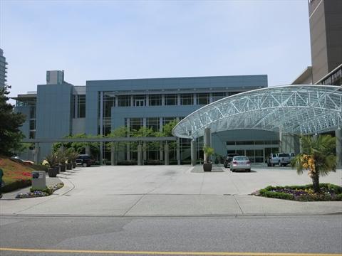 Westin Bays Hotel Near Stanley Park Vancouver B C Canada