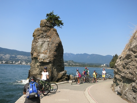 Stanley Park, Vancouver, BC, Canada