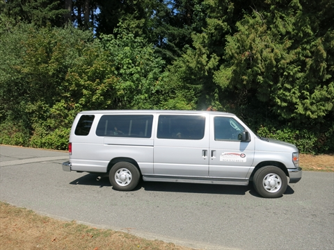Private Van Tour of Stanley Park, Vancouver, B.C., Canada