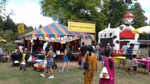 Ratha Yatra Feel the Bliss in Stanley Park, Vancouver, B.C., Canada