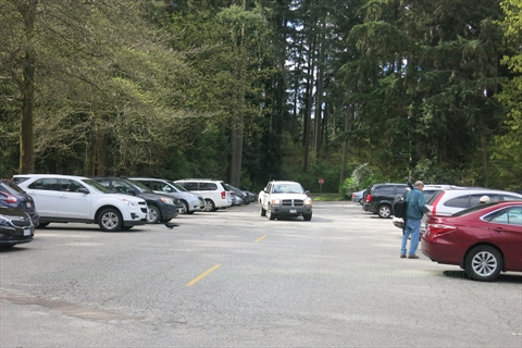 Stanley Park Junction Parking Lot
