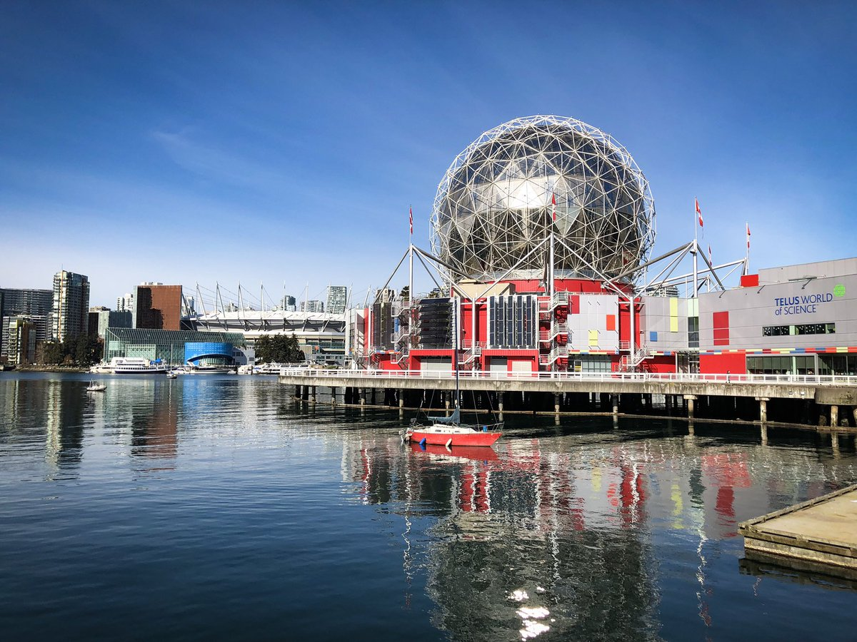 Science World, Vancouver, BC, Canada